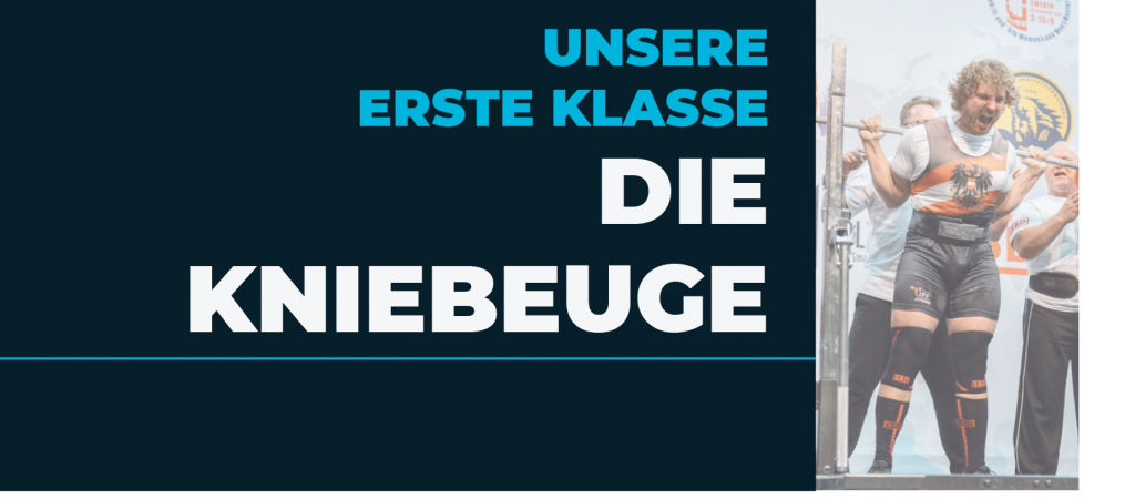 Excellence-Class-die-Kniebeuge